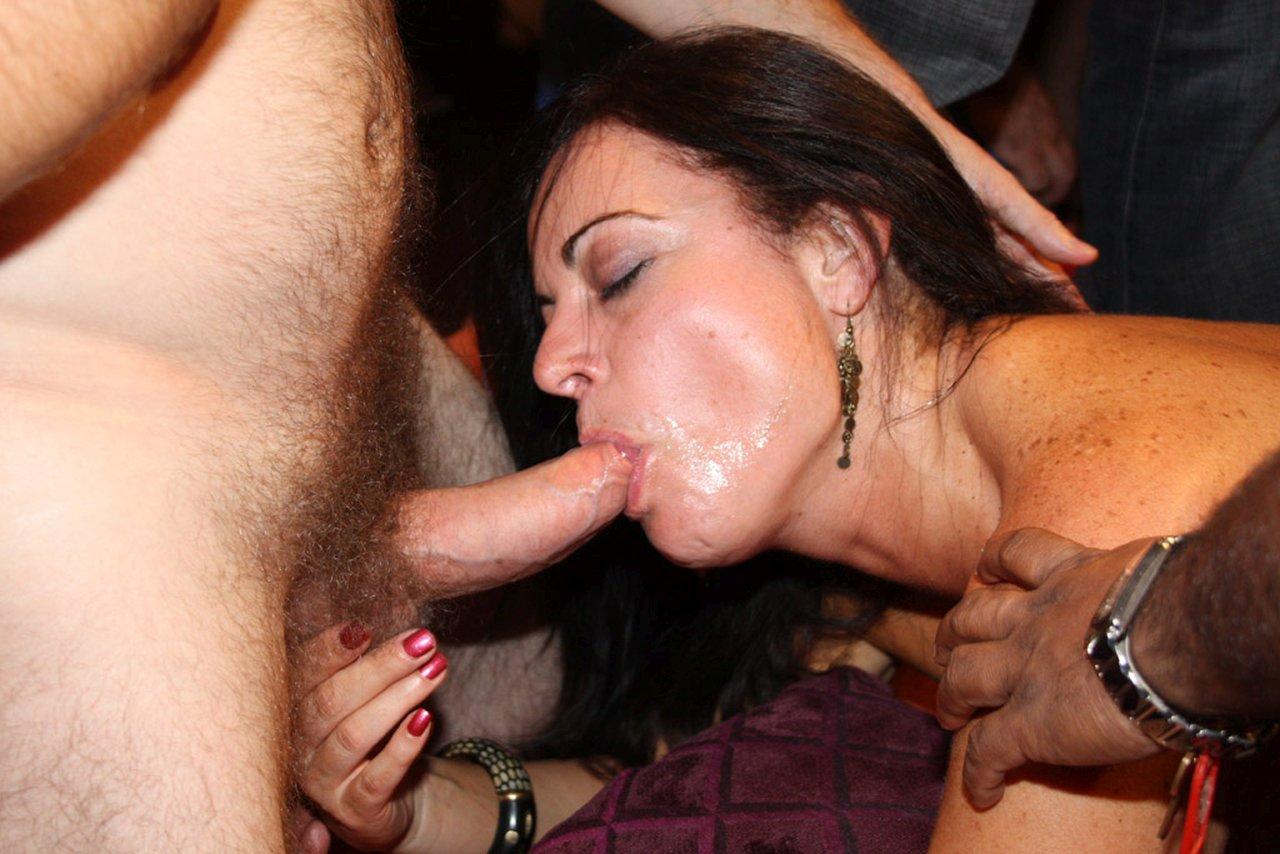Housewife sex orgies