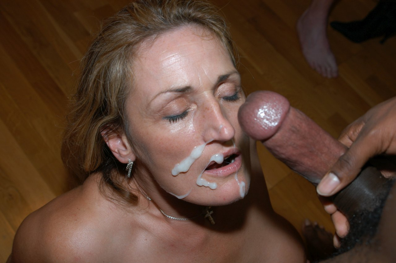 My wife is a cum sucking slut